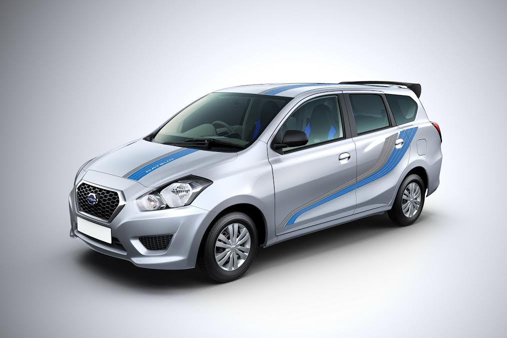 Datsun Go Special Anniversary Edition Price- 4.19 Lakhs, Images, Mileage, Features