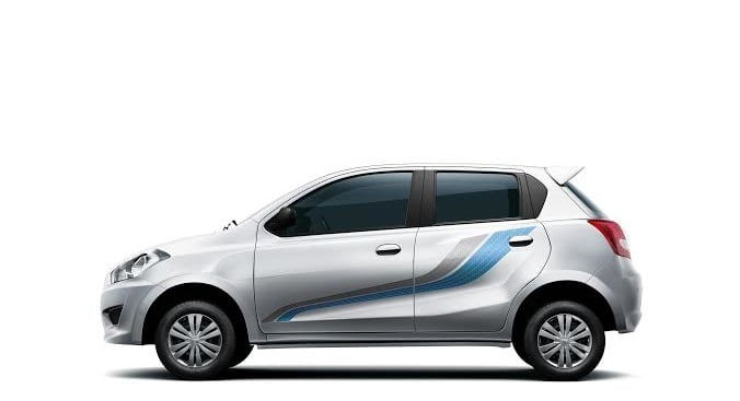 datsun go special anniversary edition images