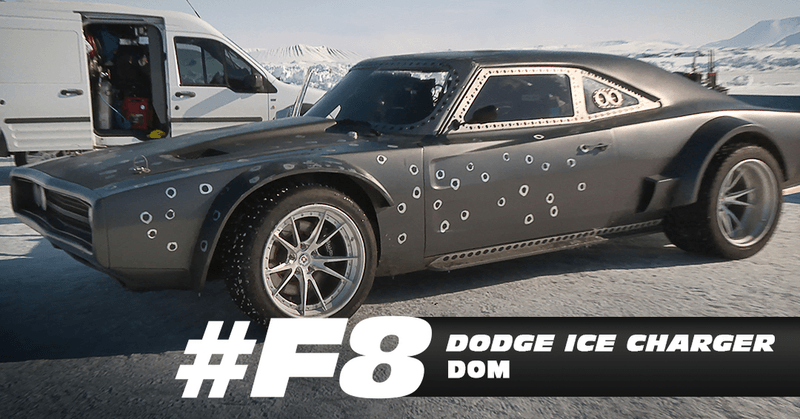 cars in fast and furious 8 dodge ice charger