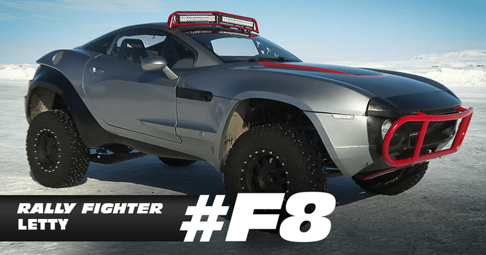 cars in fast and furious 8 rally fighter