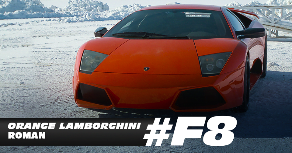 cars in fast and furious 8 lamborghini murcielago