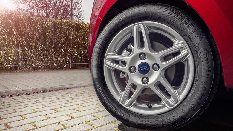 ford aspire s alloy wheels