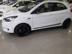ford figo s images side front white 2