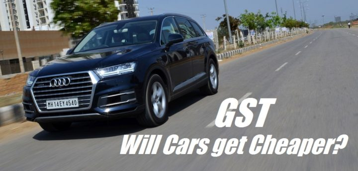 gst affect car price