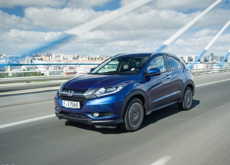 Honda HR-V To Launch In India By 2019, To Rival Hyundai Creta- Report