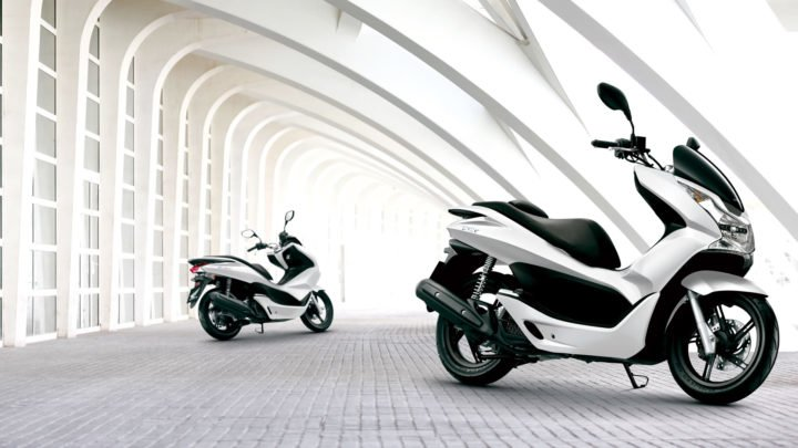 Upcoming New Honda Bikes - Honda PCX 150