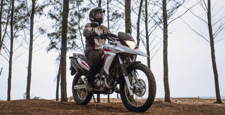 Upcoming Bikes in India in 2017-2018 - Honda XRE 300