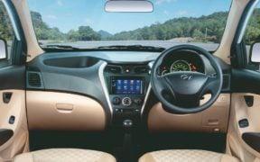 hyundai eon sports edition interiors