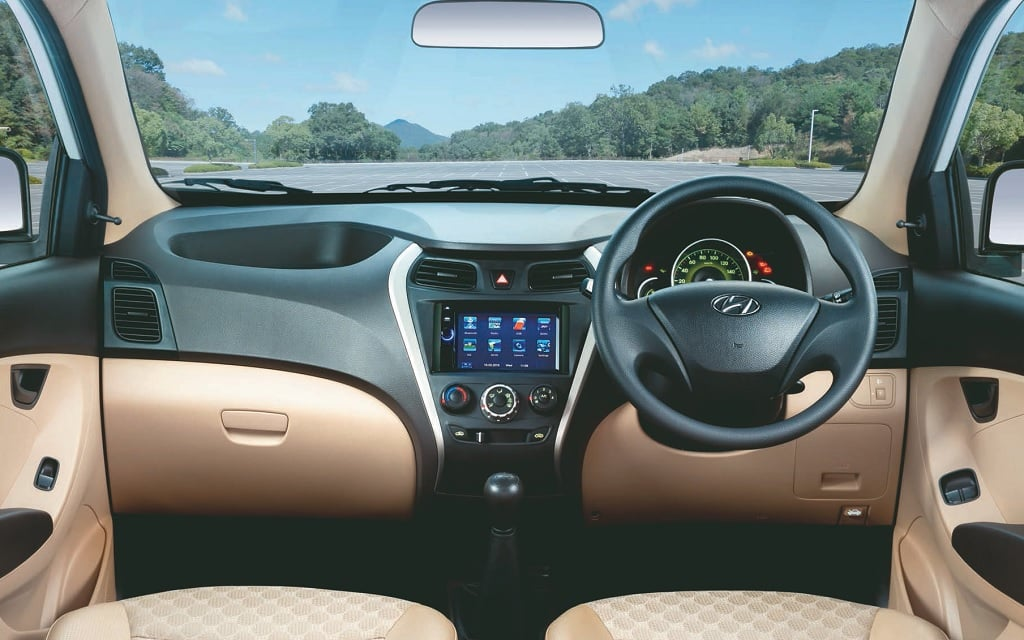 hyundai eon sports edition price features specifications. Black Bedroom Furniture Sets. Home Design Ideas