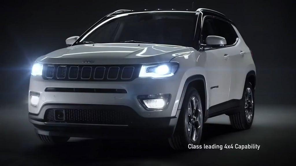 Auto Reviews 2018 >> jeep compass india teaser image - CarBlogIndia