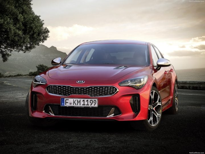 kia stinger india launch images