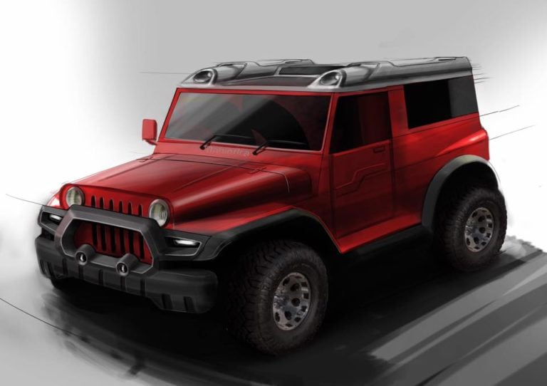 DC Design to Give Mahindra Thar a Makeover!