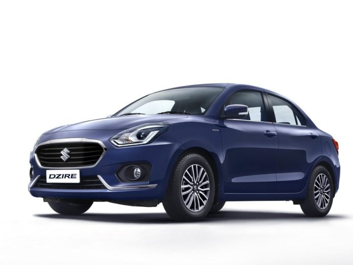 new 2017 maruti swift dzire