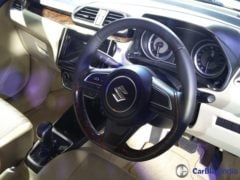 New Look Maruti Swift Dzire