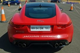 the art of performance tour jaguar f-type