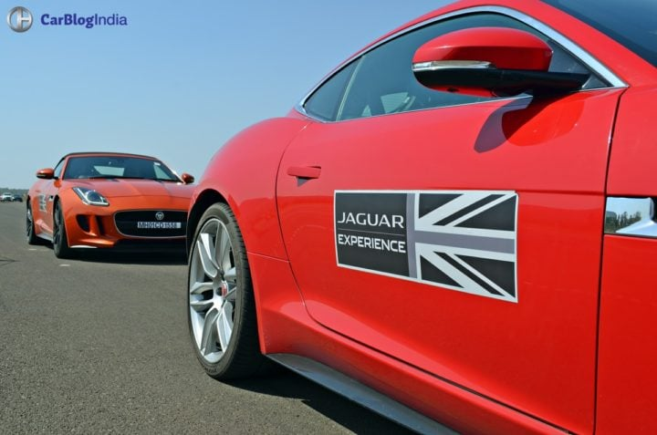 jaguar cars india - the art of performance tour by jaguar