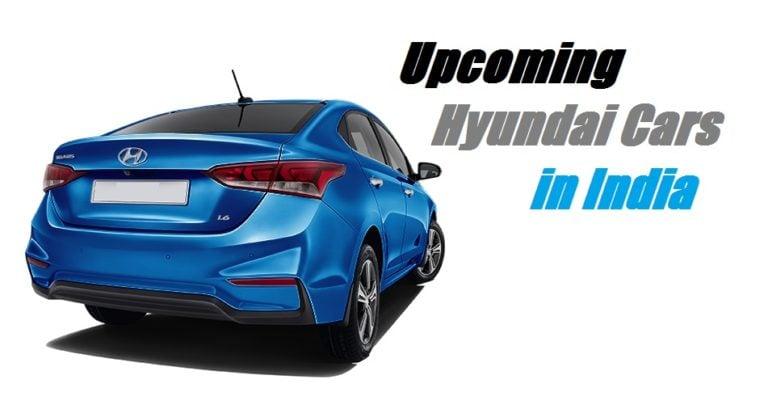 12 New Hyundai Cars Coming to India By 2018!