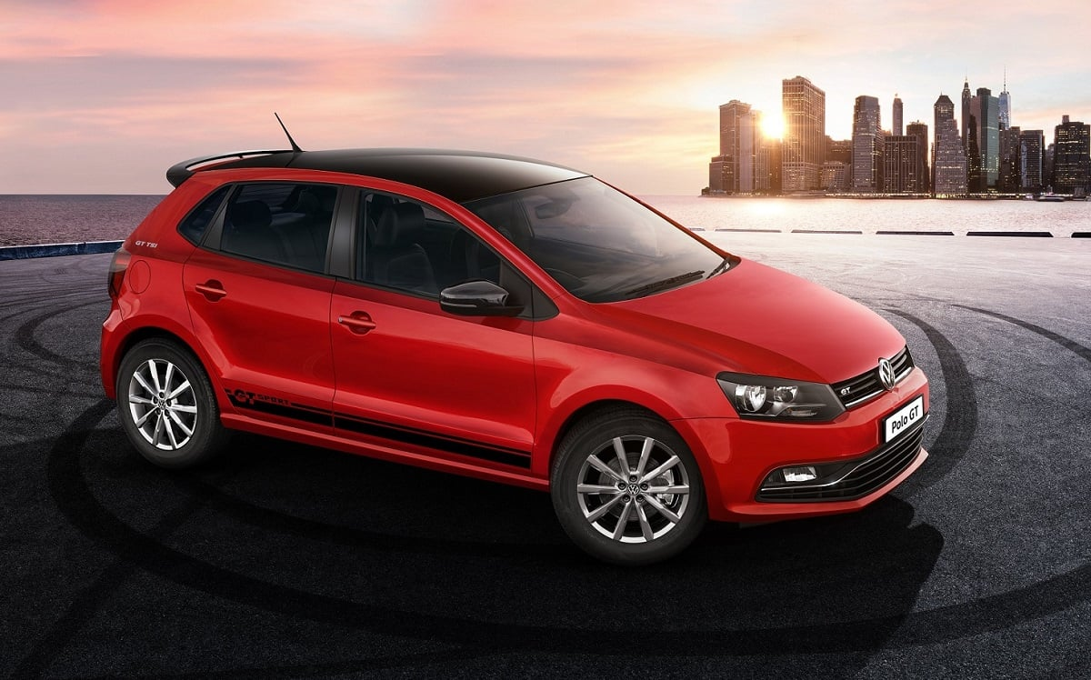 volkswagen polo gt sport limited edition price features images. Black Bedroom Furniture Sets. Home Design Ideas