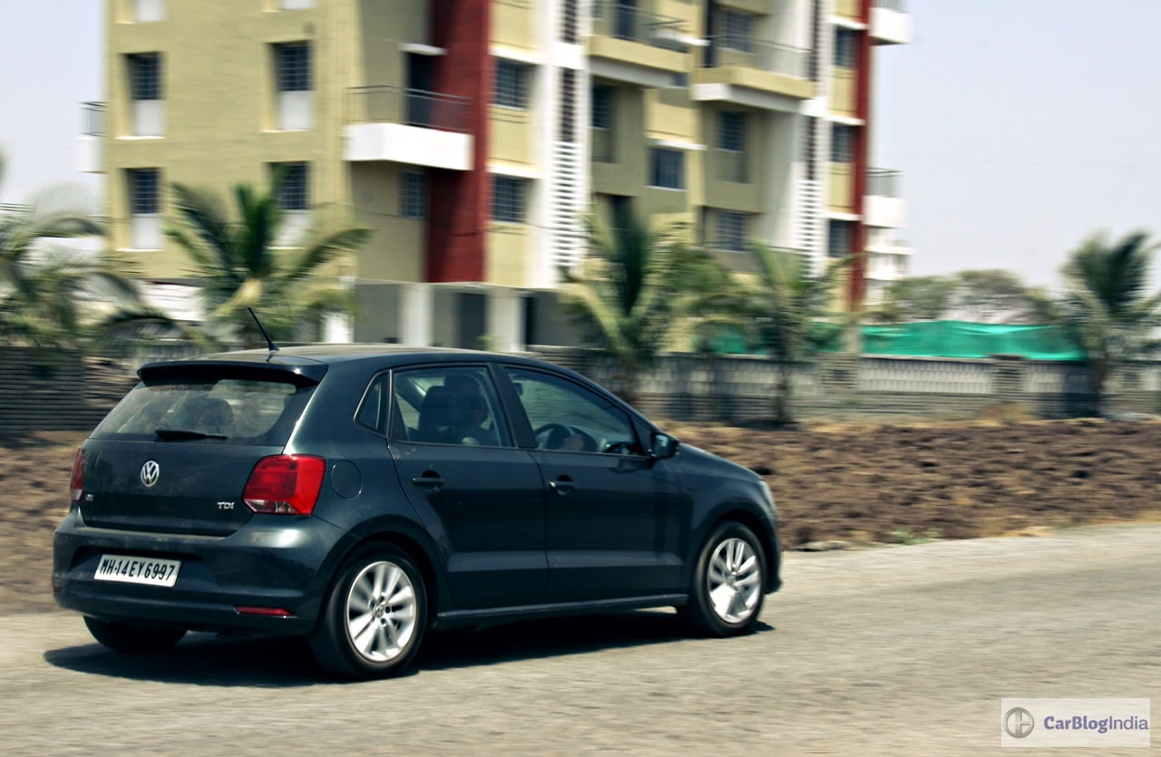 volkswagen polo gt tdi 1 5 test drive review with images. Black Bedroom Furniture Sets. Home Design Ideas