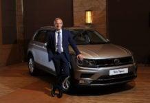 Volkswagen Tiguan India launch