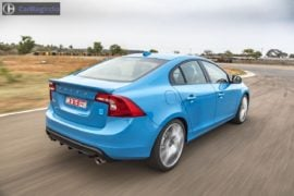volvo s60 polestar review images