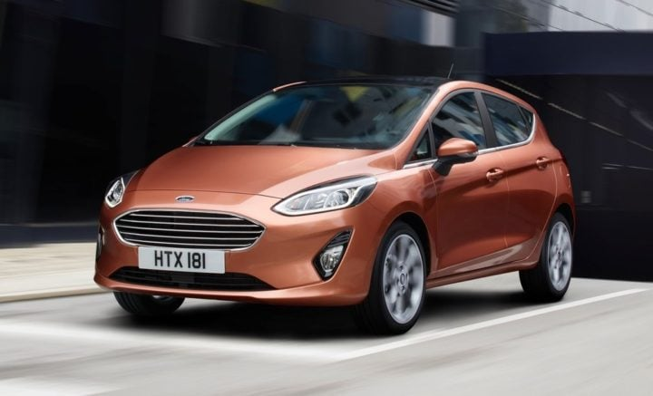 Upcoming Cars Under 15 Lakhs - Ford Fiesta