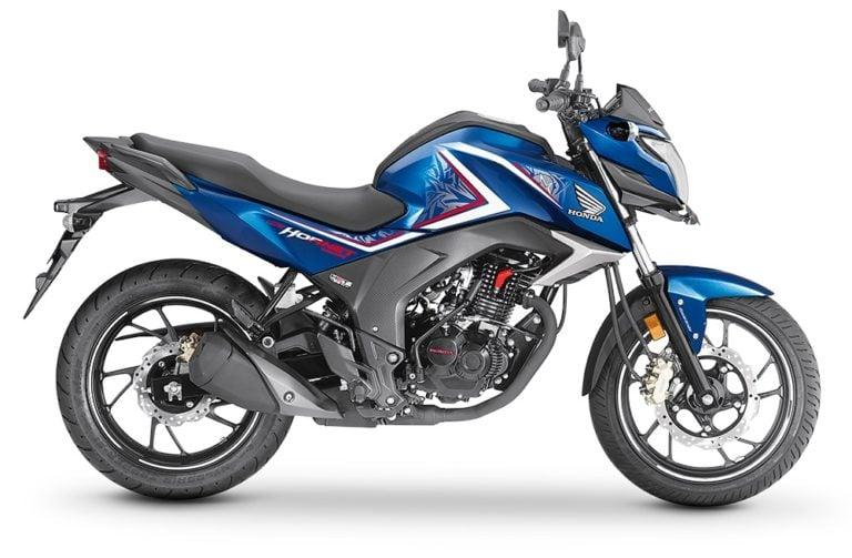 2017 Honda CB Hornet 160R Gets New Colours