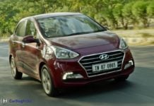2017 hyundai xcent facelift test drive review