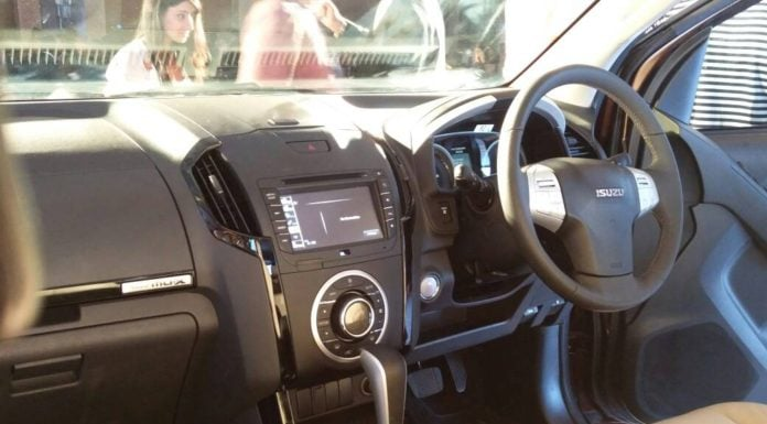 2017 isuzu mu x india images interior dashboard