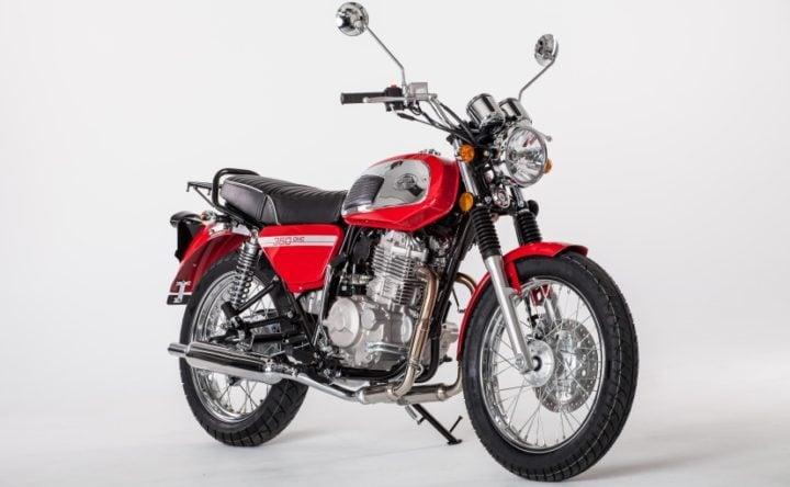 Upcoming Bikes in India in 2017-2018 - Jawa 350