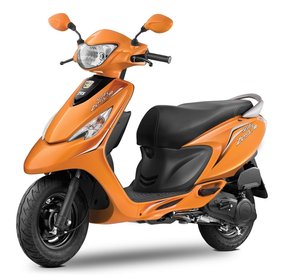 Ktm Scooty Price >> 2017 TVS Scooty Zest 110 Price, Images, Specifications, Features, Images