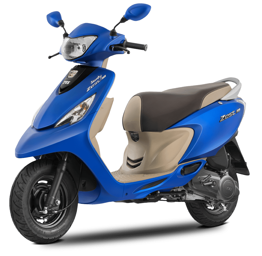 2017 Tvs Scooty Zest 110 Price Images Specifications