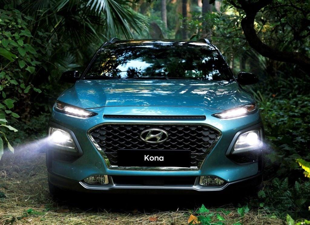 Hyundai Kona India - Images Front