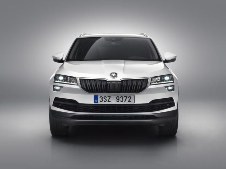 Upcoming Cars Under 20 Lakhs - Skoda Karoq