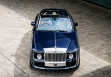 Rolls Royce Sweptail images front
