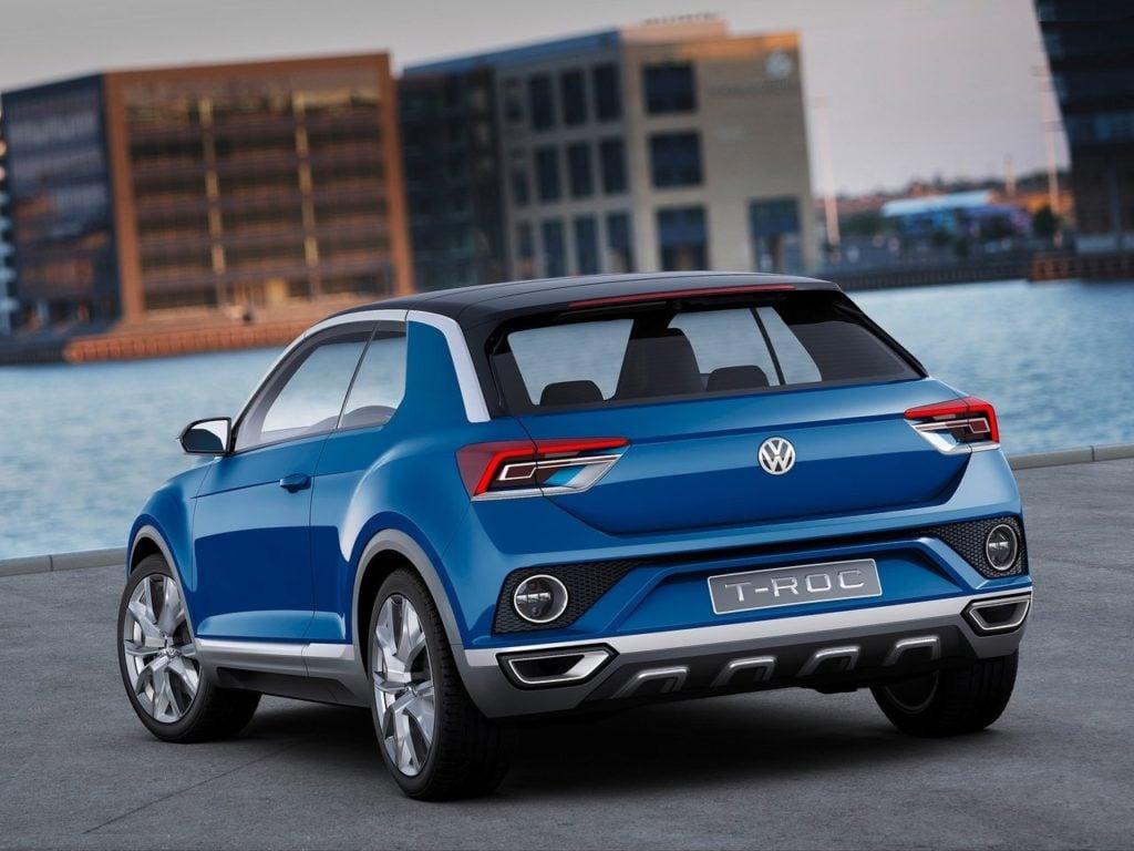 Volkswagen T Roc India Launch Date Price Specs Mileage