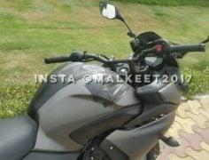 Yamaha Fazer 25 images side