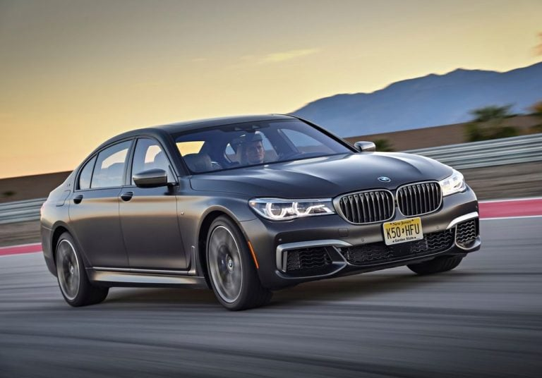 BMW M760Li xDrive Launched in India