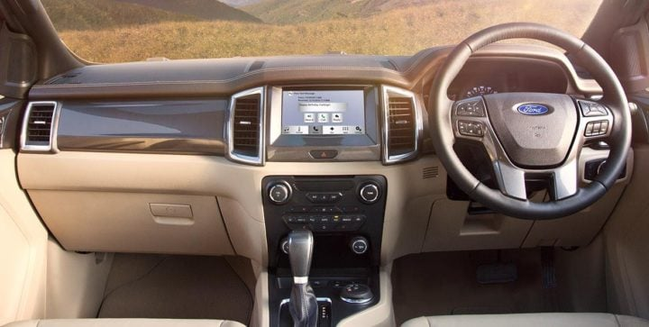ford sync update for india