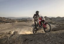 honda africa twin india images