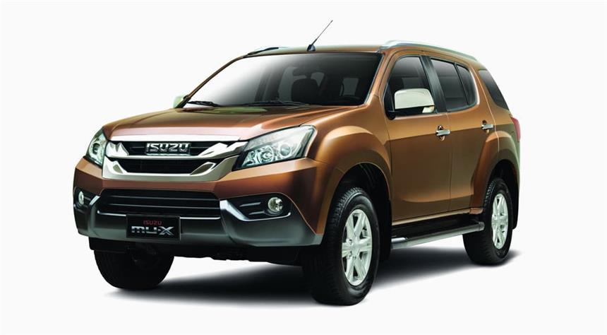 2017 isuzu mu x india price  specifications  mileage  interior  review