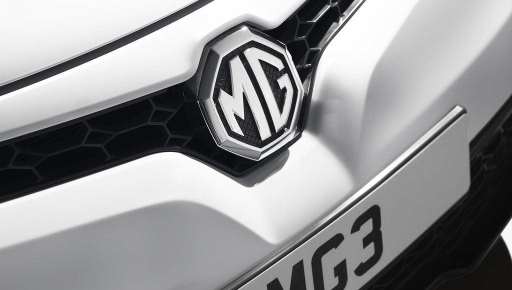 mg cars india