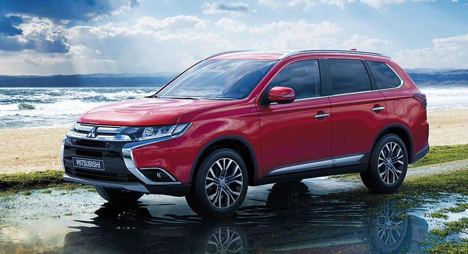 new mitsubishi outlander india launch date price specs. Black Bedroom Furniture Sets. Home Design Ideas