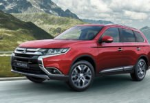 mitsubishi outlander india 2017