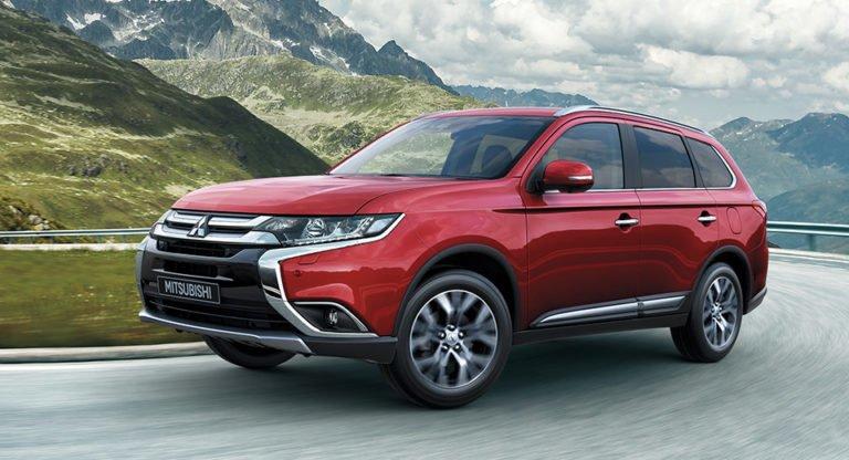 New Mitsubishi Outlander India Launch Soon