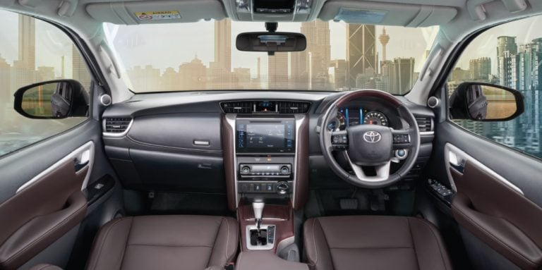 how much is the price of toyota fortuner