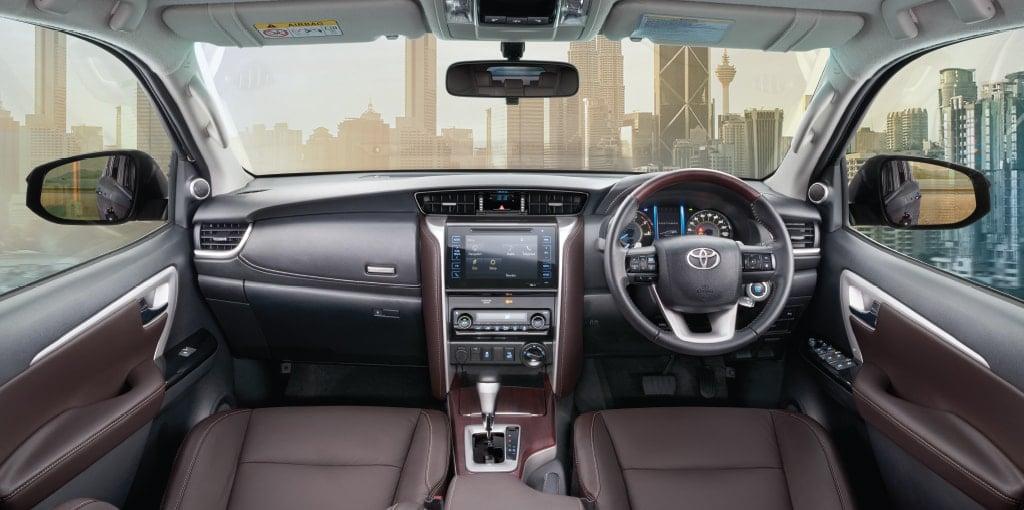 Isuzu Mu X Vs Toyota Fortuner Comparison Of Prices Specs
