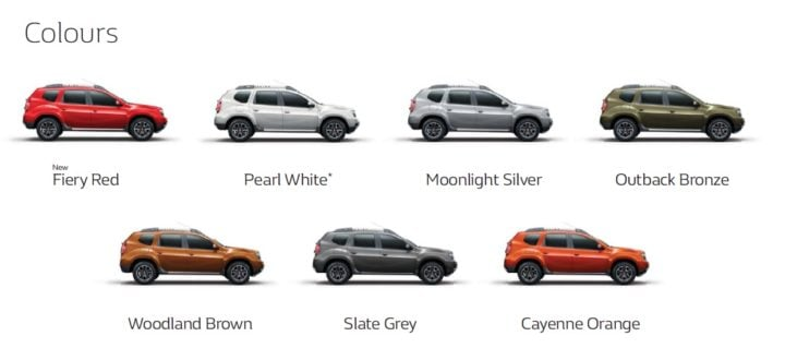 Renault duster petrol automatic launch date price specifications renault duster colour options voltagebd Images