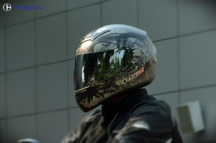 road safety helmet