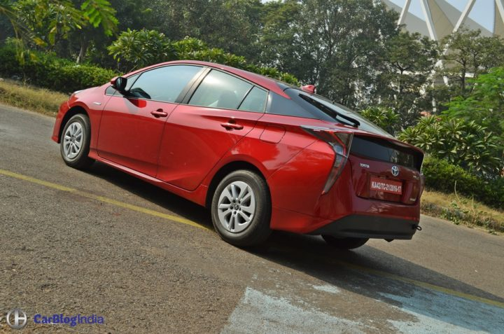 gst affect car price toyota prius hybrid